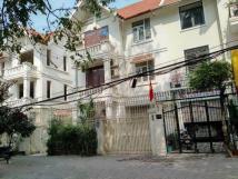 Cho thuê biệt thự mặt đường Trung Văn, DTMB 150m2, DTSD 80m2x3,5 tầng