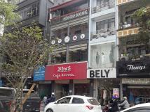 Cho thuê nhà mặt phố Phố Vọng, 90m2, 5 tầng, MT 4m
