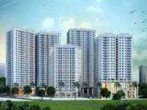 Cần cho thuê gấp căn hộ 2 PN, đường Tam Trinh gần cầu Mai Động có tủ bếp, giá 6 triệu/tháng
