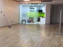 Cho thuê căn hộ chung cư Mandarin Garden, tòa D, 168m2, 3 PN, không đồ, 24 triệu/ tháng