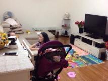 Cho thuê căn hộ CCCC CT8A Văn Quán, 68m2, 2PN, full nội thất, 7,5tr/tháng, LH 0964088010