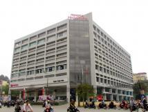 Cho thuê văn phòng chuyên nghiệp 360m2 tại tòa nhà Toyota- 315 Trường Chinh, gần Ngã Tư Sở