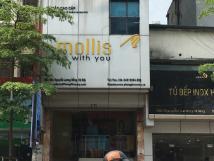 Cho thuê nhà mặt phố Hoàng Hoa Thám, 35m2 x 4 tầng, MT 3,5m