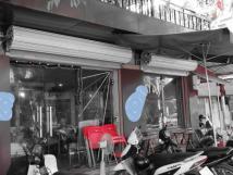 Cho thuê nhà 2 mặt phố Thái Thịnh, DT 128m2, 1 tầng, MT 8m, giá 80 triệu/th