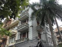 Cho thuê biệt thự liền kề tại Trung Yên, Trung Hòa, Cầu Giấy - TDT 200m2, DTXD 90m2 x 5 tầng