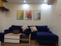 Cho thuê chung cư Goldmark City tòa Ruby 2 tầng 19, 83m2, 2 phòng ngủ, nhà mới.
