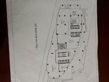Cho thuê sàn thương mại, văn phòng tòa nhà Ellipse Trần Phú, diện tích đa dạng từ 100m, 200m