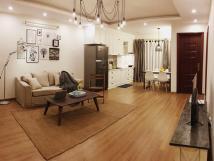 Cho thuê căn hộ chung cư Home City - 177 Trung Kính, 70m2, 2 ngủ, đủ đồ, 13.5 triệu/ tháng