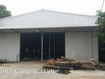 Chính chủ cho thuê kho xưởng tại Thạch Thất, Hà Nội, gần Đại lộ Thăng Long giá hợp lý