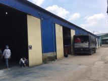 Cho thuê kho, nhà xưởng từ 806m2 tới 1080m2 và 2000m2 tại Ngọc Hồi, Thanh Trì, Hà Nội