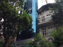 Cho thuê VP nhà mặt phố Bà Triệu 200m2, 7 tầng, MT 7m để kinh doanh, VP 0914 477 234
