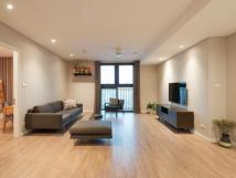 Cho thuê căn hộ 101 Láng Hạ, 164m2, 3 PN, ban công Đông Nam, full đồ, giá cho thuê 16 tr/th