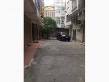 Cho thuê nhà riêng khu phân lô Thái Hà - Thái Thịnh. - DT 40m2 x 4 tầng,