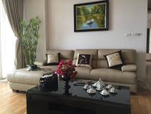 Cho thuê căn hộ đủ đồ 2 đẹp phòng ngủ tòa nhà chung cư Home City Trung Kính