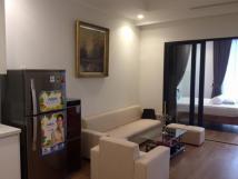 Cho thuê căn hộ 3 phòng ngủ rẻ nhất tòa R4, Goldmark City Hồ Tùng Mậu, 121m2, giá 14 tr/th