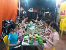 Cần sang nhượng quán bia hơi Tuấn Huệ đối diện 179 - 181 Lĩnh Nam, Hoàng Mai, Hà Nội