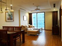 Cho thuê chung cư Goldmark City, tòa Ruby 4, tầng 19, 137m2, 3 phòng ngủ, 11 triệu/th. 0904565730