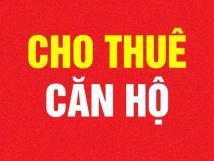 Chính chủ cho thuê CHCC D'le pont D'or Tân Hoàng Minh, 36 Hoàng Cầu, Ô Chợ Dừa, 20tr, 0964010835
