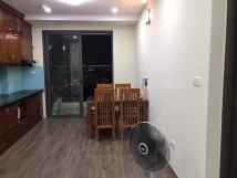 Cho thuê căn hộ chung cư New Horizon 87 Lĩnh Nam, 3PN, đồ cơ bản, giá 9tr/th