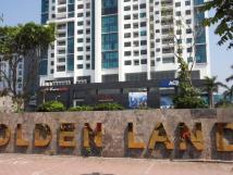 Cho thuê văn phòng Golden Land Nguyễn Trãi, Thanh Xuân, 77m2, 100m2, 200m2, 1100m2, giá tốt(0989410326)