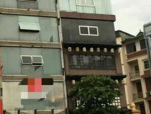 Cho thuê nhà mặt phố Trần Thái Tông, 90m2/sàn, 9 tầng, mặt tiền 6.2m