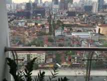 Cho thuê căn hộ duplex tòa Golden Land, 275 Nguyễn Trãi, 126m2, 13 tr/th, LH 01687847288