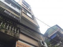 Cho thuê nhà mặt phố Đặng Tiến Đông, DT 60m2, 6 tầng