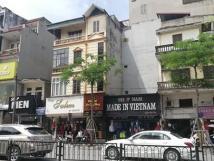 Cho thuê mặt bằng kinh doanh phố Chùa Bộc, Đống Đa LH 0904593628