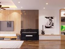 Cho thuê CHCC Pacific Place - 83 Lý Thường Kiệt, 77m2, đủ nội thất đẹp như người mẫu.