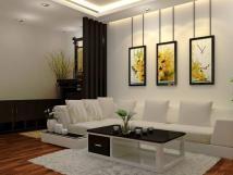 Cho thuê căn hộ chung cư 172 Ngọc Khánh, dt 110m2, 3PN full đồ giá 15triệu/tháng