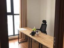 Cho thuê chung cư E3B Yên Hòa, 94m2, 2PN, 10 tr/th