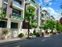 Cho thuê biệt thự ngõ 40 Ngụy Như Kon Tum 165m2 x 4 tầng xây mới, hầm để xe 0943.563.151