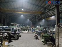 Cho thuê xưởng ở Gia Lâm, 400m2, điện 3 pha, công đỗ cửa