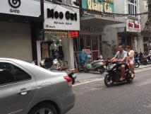 Cho thuê nhà MP Trần Thái Tông, MT 7m, DT 95m2, 9 tầng