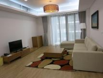 Cho thuê căn hộ tại 170 Đê La Thành, Đống Đa, DT 146m2, 3PN, full đồ, giá 15 tr/th
