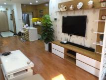 Cho thuê căn hộ chung cư 101 Láng Hạ, 146m2, 3PN, đủ đồ, giá 15tr/th