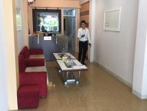 Tòa nhà văn phòng hạng C set up đầy đủ tại phố Quang Trung dt linh hoạt