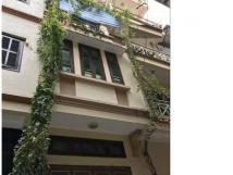 Cho thuê nhà riêng khu phân lô Lê Thanh Nghị, DT 50m2, 4,5 tầng, giá 18 triệu/tháng