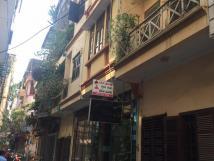Cho thuê nhà 4 tầng, 50m2 phố Lê Thanh Nghị, Bách Khoa