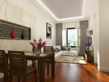 Cho thuê căn hộ Green Stars, 74m2, 2pn, 2wc, đồ cơ bản, giá 7,5 tr/th