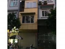 Cho thuê nhà 5T x 45m2, Trần Cung, Bắc Từ Liêm