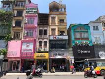 Cho thuê mặt phố  Tôn Đức Thắng, Đống Đa 75tr/th,  100m2, mt 5 m,7 tầng