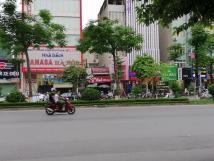 Cho thuê nhà MP Trần Đăng Ninh, 80m2, 5T, MT 5m