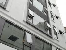 Cho thuê nhà 6 tầng, lô góc, 2 mặt phố Trường Chinh, 40tr/th