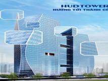 Cho thuê cửa hàng tại dự án HUD Tower, Thanh Xuân, Hà Nội diện tích 100m2, giá 460 nghìn/m²/th