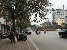 Cho thuê nhà mặt phố Thanh Nhàn, 90m2, MT 6m