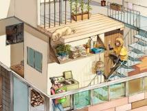 Cho thuê nhà phố Nguyễn Khuyến 100m2 x 7 tầng Mt 7.5*13m Thuê Thẳng Lô Góc.