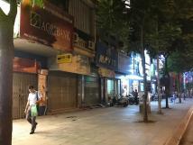 Cho thuê nhà MP Bát Đàn, Q.Hoàn Kiếm DT 80m2 x 5 tầng, MT 5m nhận nhà ngay