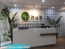 ID HUB 100 Lò Đúc cho thuê không gian làm việc chỉ dành riêng cho thiết kế