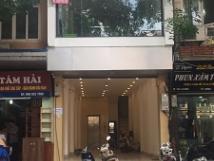 Cho thuê nhà mặt phố Lò Đúc vị trí đẹp thuận kinh doanh làm ngân hàng, spa, showroom